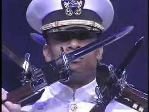 watch US Navy Presidential Ceremonial Honor Guard at Norway