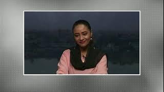 بي_بي_سي_ترندينغ: محاكمة الفنانة السودانية #منى_مجدي بسبب ارتدائها بنطالا أخضر في حفل غنائي