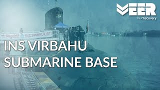 Indian Submariners E3P1 - Harman at INS Virbahu Submarine Base | Breaking Point | Veer by Discovery