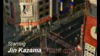 Tekken Trailer - Smallville Theme