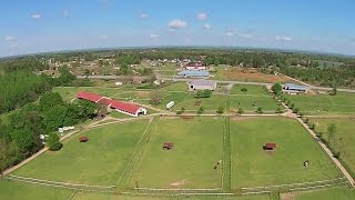 Tour of South Carolina's Premier Horse Farm