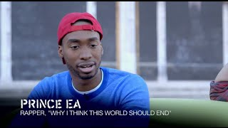 How Failure Brings Us Closer To God - Prince Ea with Glenn Beck | Green Couch Interview