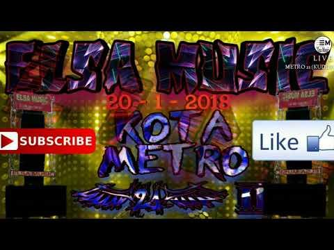 ELSA MUSIC VERSI ETA TERANGKANLAH VS TURUN NAIK LIVE METRO II (2)