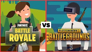 Fortnite vs PUBG: Which Battle Royale Is the Best?