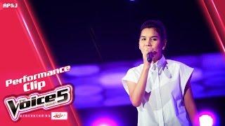 The Voice Thailand - ปลา ระพีพร  - Arthur 's Theme - 9 Oct 2016