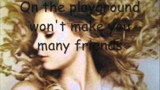 Taylor Swift Better Than Revenge( Lyrics)