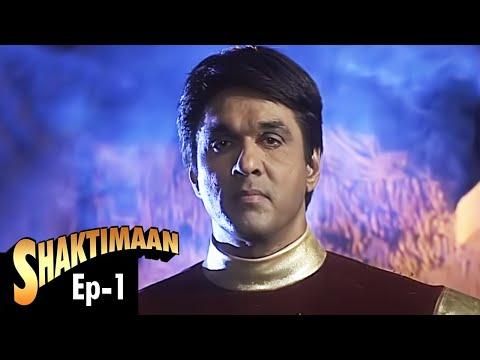 Shaktimaan - Episode 1