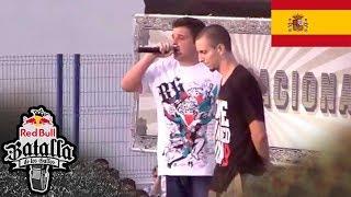 CIXER vs ARKANO - Octavos: Alicante, España 2015 | Red Bull Batalla de los Gallos