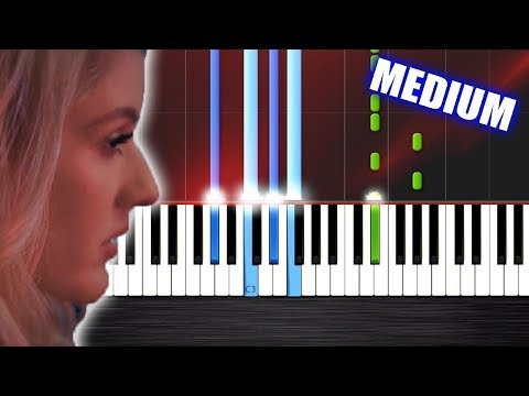 Ellie Goulding - Love Me Like You Do - Piano CoverTutorial by PlutaX - Synthesia