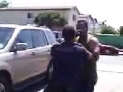 Mexicano vs cerote gran pelea sangrienta