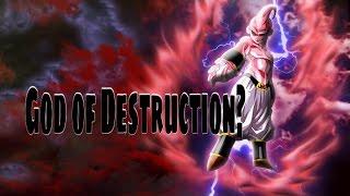 Was Majin Buu a God of Destruction?