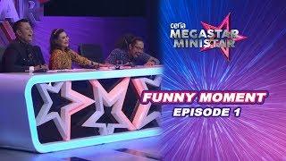 Lawak Habis Juri Megastar Ministar Ni | Episode 1 | Johan, Nabil, Pak Nil, Mas Idayu
