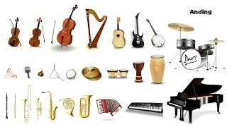 Instruments - Picture Play