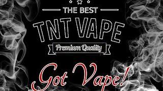 TNT BOOMS ed i Brand Italiani di Liquidi al Tabacco