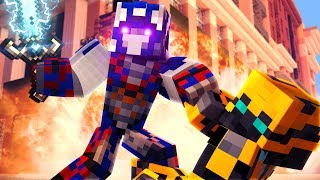 Minecraft TRANSFORMERS - OPTIMUS PRIME VS BUMBLEBEE!   Minecraft Roleplay