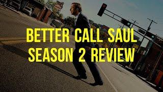 Better Call Saul Season 2 Review (Spoilers)
