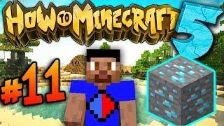 MINING CHALLENGE! - How To Minecraft S5 #11