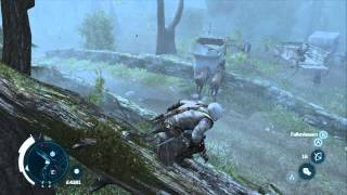 Assassin´s Creed 3 Bug/Clitch Ghost Rider