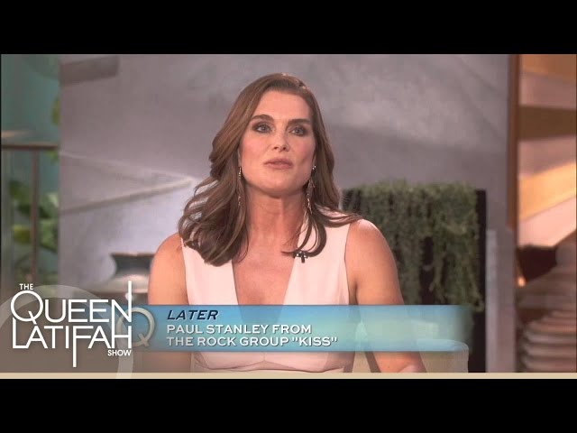 Brooke Shields On The Relationship With Her Mother | The Queen Latifah Show