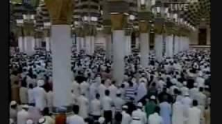 ISLAMIC VIDEOS : Al Masjid e Nabavi Madhina Eid Salah
