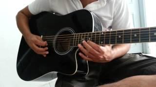 DDLJ Music - Guitar Cover