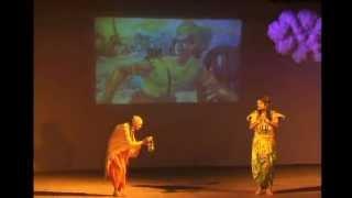 sanskrit play Karnabharam