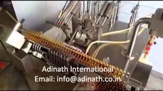 Four Head Ampoule Filling Machine