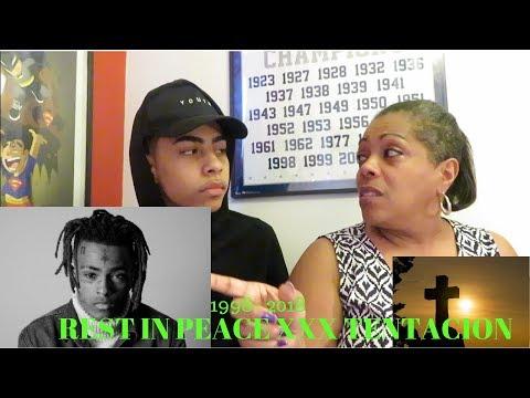 Xxx Mp4 RELIGIOUS MOM REACTS TO XXX TENTACION SHOT DEAD 😢 SHE CRIED 3gp Sex