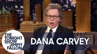"""Dana Carvey Demonstrates the """"Sound of Trump"""" with a Hilarious Impression"""