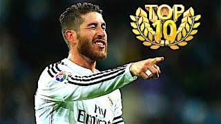 TOP 10 Best Defenders 2015-2016