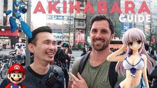 AKIHABARA - Japan's Anime Headquarters