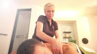 Die neue Green Apple Massage im MeridianSpa