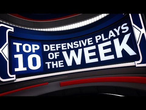 Top 10 Defensive Plays of the