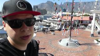 Cape Town Tag 2 / Waterfront & Canal Walk / SA- Vlog #17