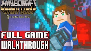 MINECRAFT STORY MODE SEASON 2 Episode 2 Gameplay Walkthrough Part 1 FULL GAME (1080p) No Commentary