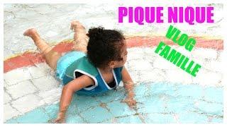 FAMILY VLOG : Pique nique au Jurong east swimming complex Singapore