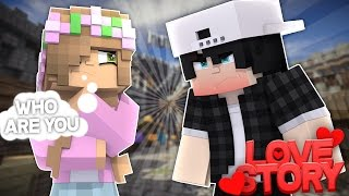 LITTLE KELLY LOSES HER MEMORY OF RAVEN! Minecraft Love Story (Custom Roleplay)