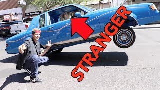 CRAZY Lowrider Experience!!