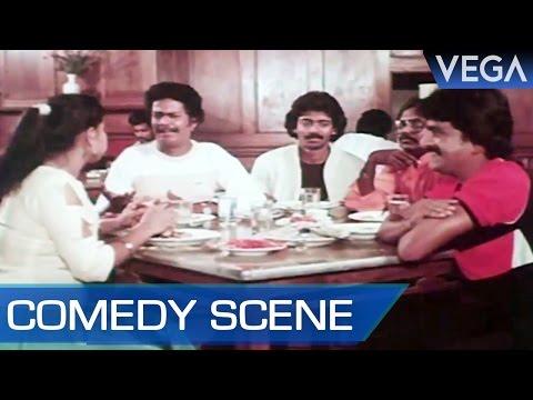 Murali & Friends Make Fool Of The Owner || Kalamellam Un Madiyil Tamil Movie || Comedy Scene