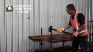 Mumme Sledgehammer Demonstration Widescreen