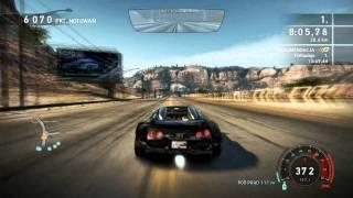NFS Hot Pursuit: Final Race - Bugatti Veyron Grand Sport