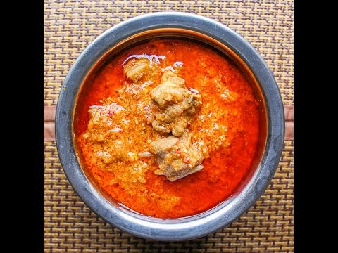 Laal Maans/Red meat curry/Rajasthani Laal Maans