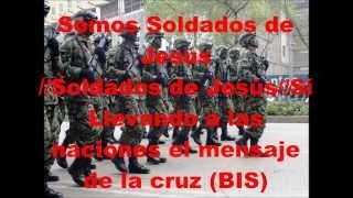 Soldados De Jesús - Miguel Cassina (Letra)