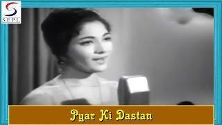 Pyar Ki Dastan - Lata Mangeshkar - FARAAR - Anil Chatterjee, Shabnam, Helen