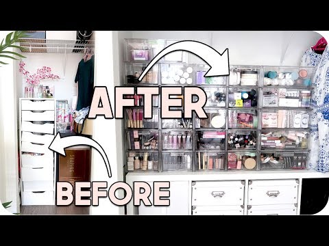 Xxx Mp4 Office Organization Makeup Collection Filming Room 3gp Sex