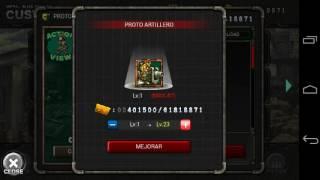 Metal Slug Attack MEJORANDO AL POTRO ARTILLERO Ver.1.8.0