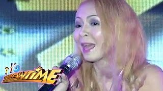 It's Showtime Kalokalike Face 3: Mariah Carey