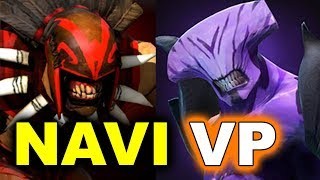 NAVI vs VP - CIS SHOWDOWN! - DreamLeague 8 MAJOR DOTA 2