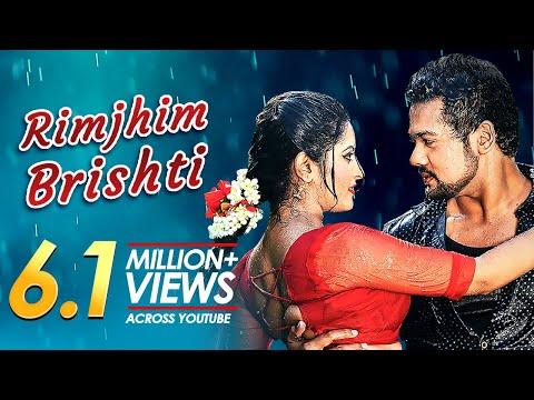 Rimjhim Brishti | Mon Janena Moner Thikana (2016) | Movie Song | Tanvir | Pori Moni | Kona
