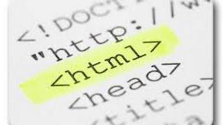 دورة تعلم html الدرس الثالث
